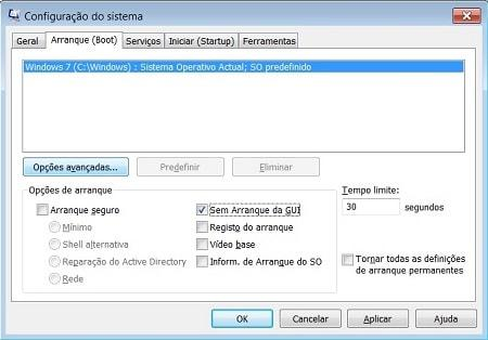 Arranque lento Windows 7