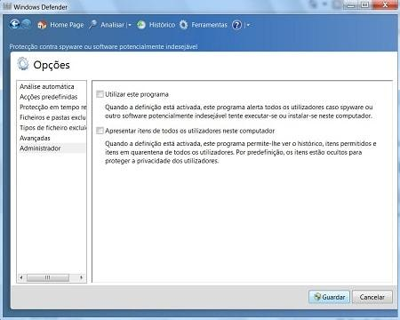 desactivar windows defender windows 7